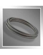 Câbles en INOX au mètre ou conditionné - FIPS